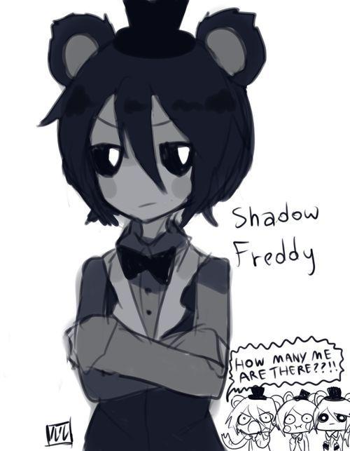 shadow freddy | Fnaf | Fnaf, Five nights at freddy's, Five night
