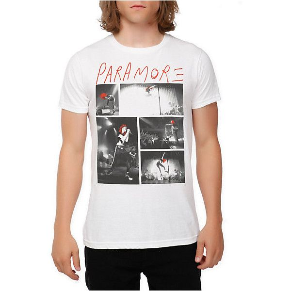 6bc2ef203d0f1 Paramore Hayley Slim-Fit T-Shirt