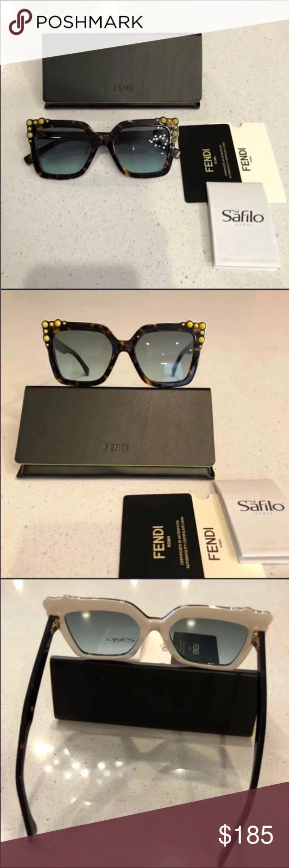 29941e07eec Spotted while shopping on Poshmark  Fendi sunglasses!  poshmark  fashion   shopping