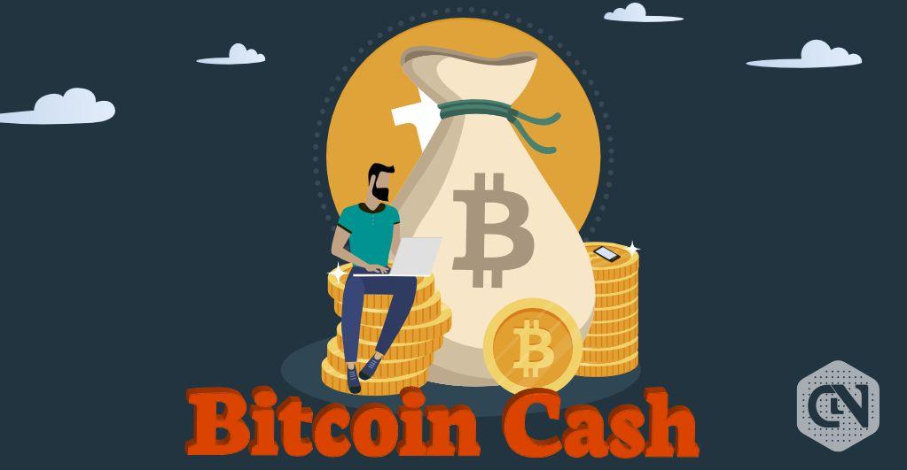 Bitcoin cash bch fails to maintain the growth got stuck