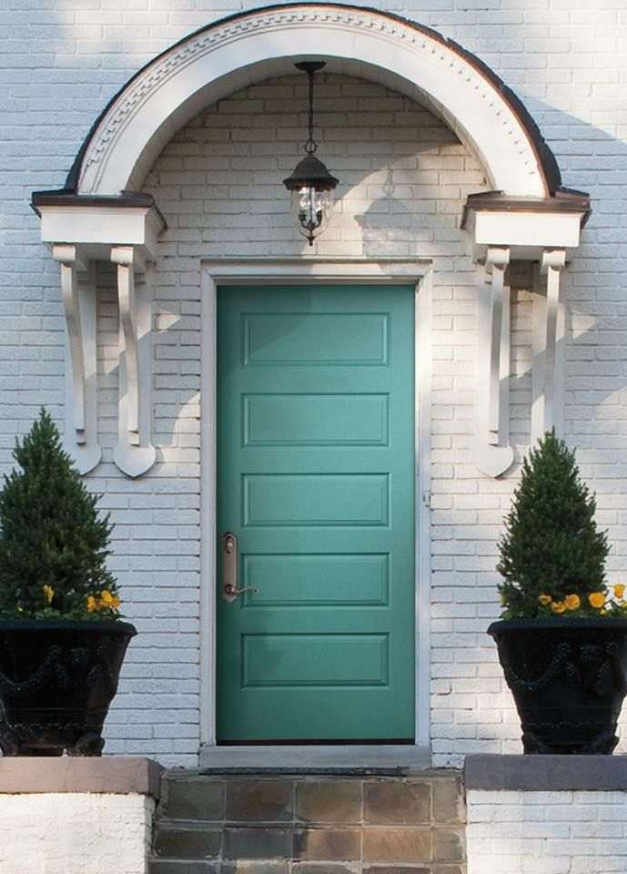 Sparkling Teal From Pellas New Vibrant Collection Entrydoors Teal
