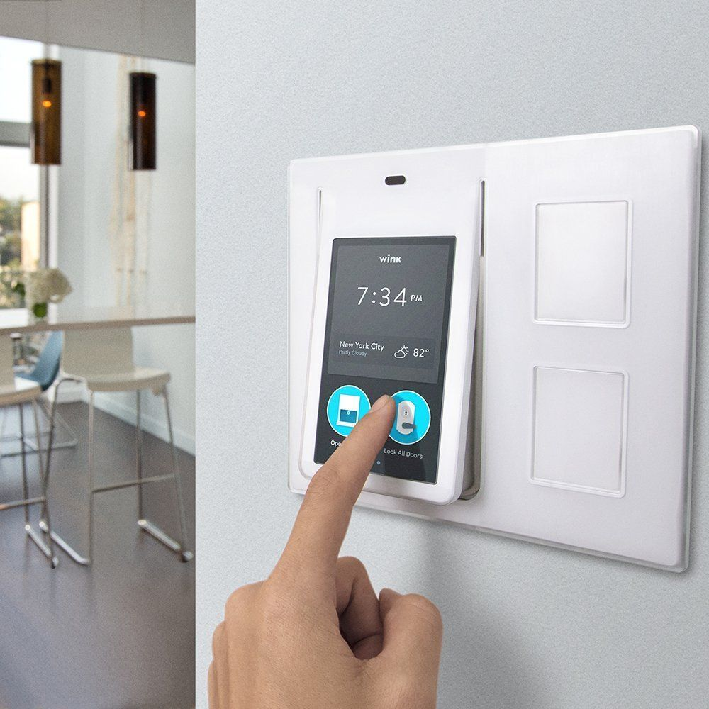 Wink Relay Smart Home Controller Smart House House And