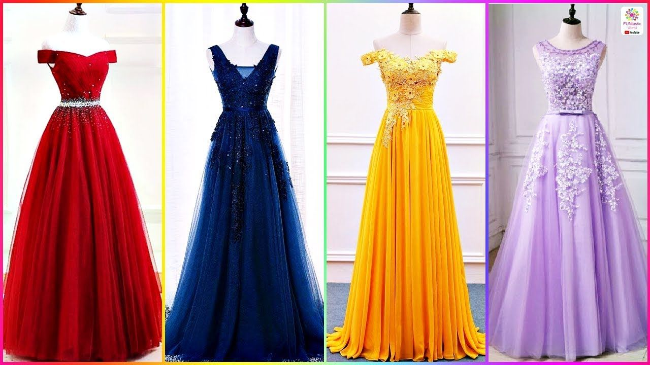 Latest Stylish Party Wear Net Frocks for Girls  Fancy Designer