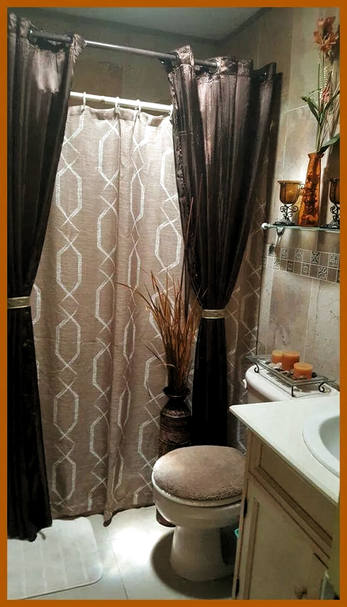 57 Beautiful Bathroom Fall Decorating Ideas You Have To See In