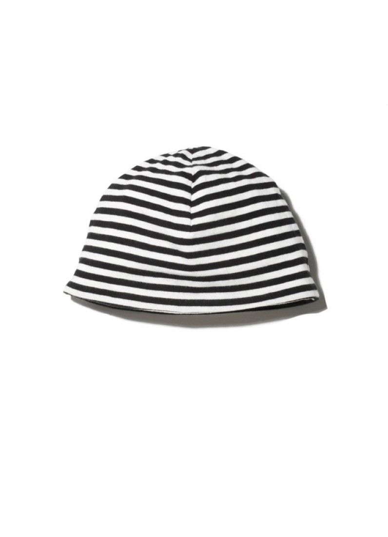 b20d57f718f Organic Beanie   Striped - BABY BOY - Products   Fawn Shoppe ...