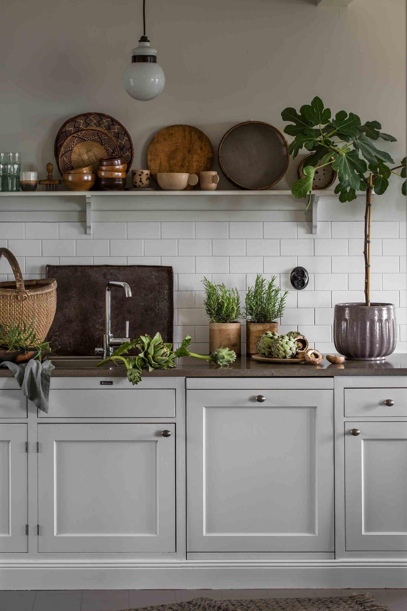 Color Greige by Fleur Paint   Arredo interni cucina, Cucina ...