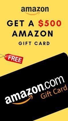Photo of Get A $500 Free Amazon.com Gift Card Code? –   – #amazon #amazongiftcard #Amazon…