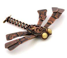 steampunk dragonfly by ~Lostwaxoz on deviantART