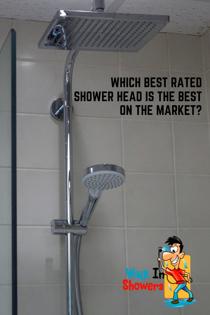 Best Rated Shower Heads Reviewed Best Handheld Shower Head