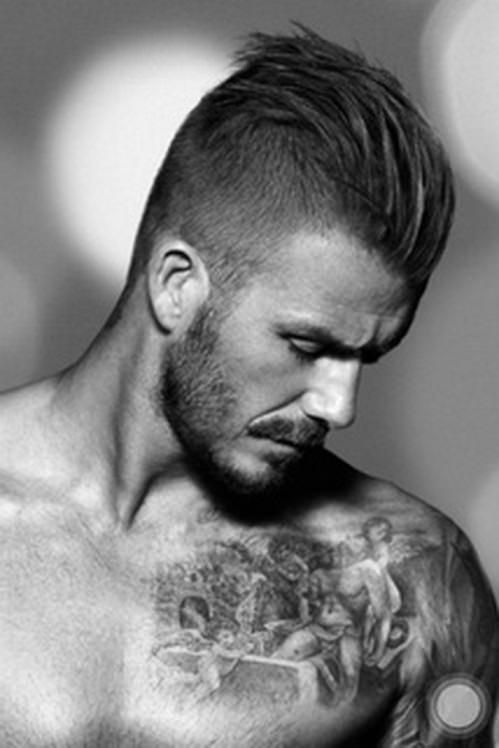 15 Ideas From David Beckham Hairstyles Ask Hairstyles Haircuts