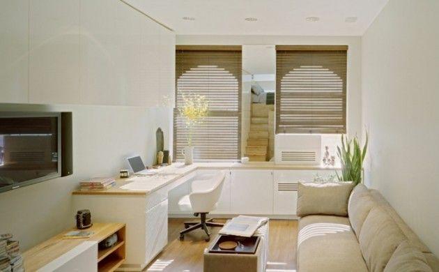 Kleine Wohnung einrichten - 13 stilvolle und clevere Ideen und ...