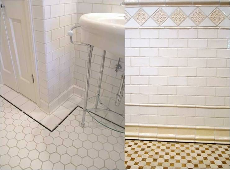 Floor Tile. Subway Tile BathroomsBath ... Part 27