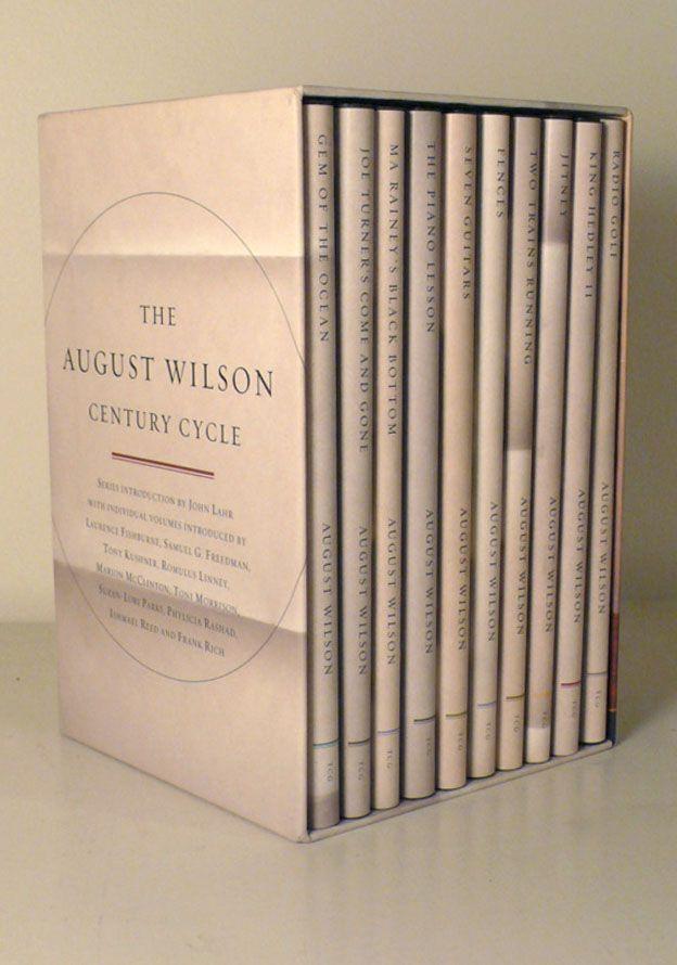 August Wilson Johngall