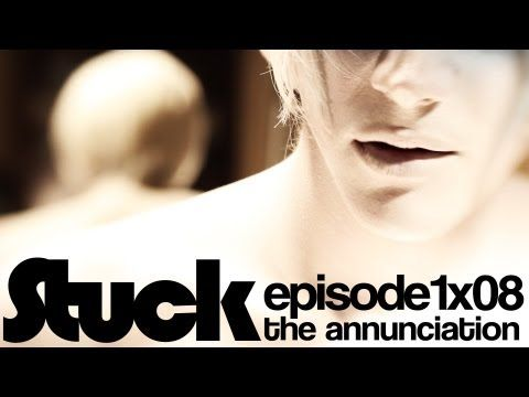 """""""The annunciation"""" Episode 8 of #STUCK The Chronicles of David Rea -: youtu.be/PgJEyGr7NI0 Don't miss it! #stuckwebseries"""