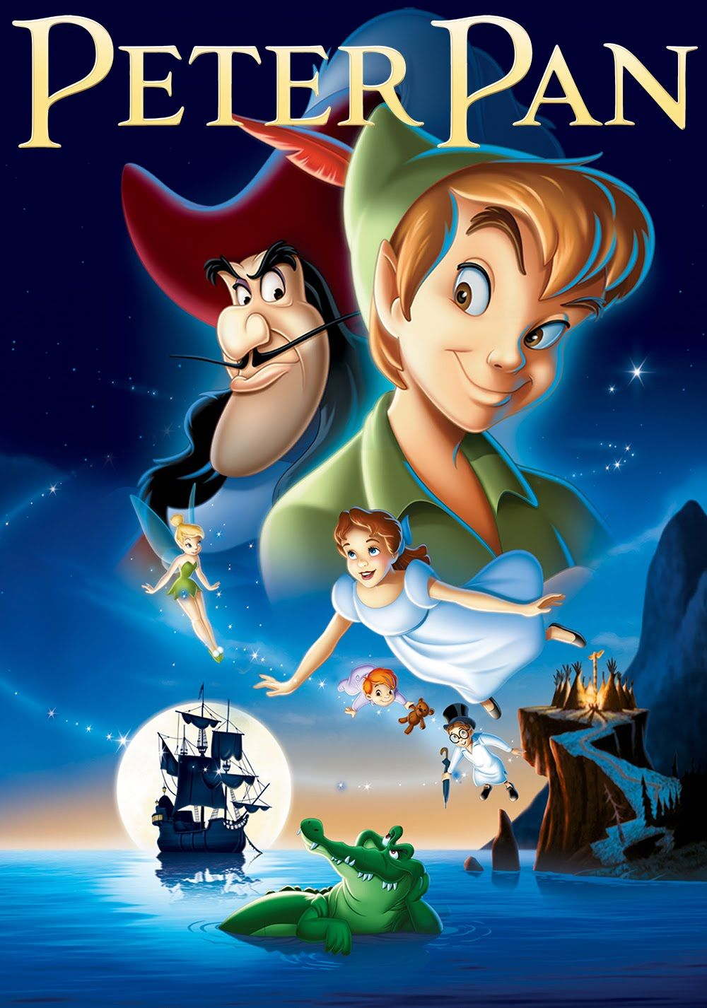 PETER PAN STORY  ENGLISH  AUDIO BOOK FOR CHILDREN   Story