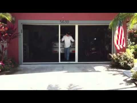 Breezy Living Lifestyle Screens Garage Screens Doors Pinterest