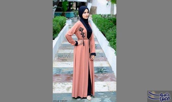 اعتمدي إطلالة محتشمة وراقية للخريف من رجاء بن عياد أطلقت مصممة الأزياء المحتشمة الجزائرية رجاء بن عياد تشكيلة مميزة من العباءات Fashion Coat Duster Coat