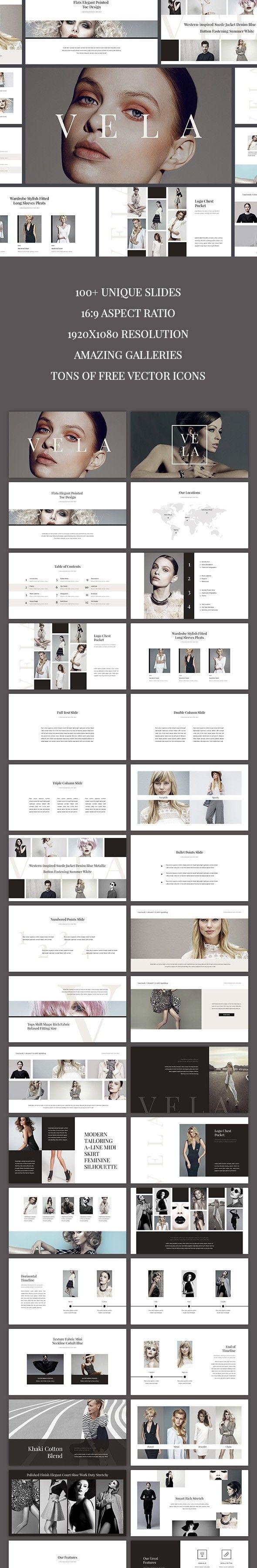 Advertisement Agency Best Powerpoint Templates Branding Chic