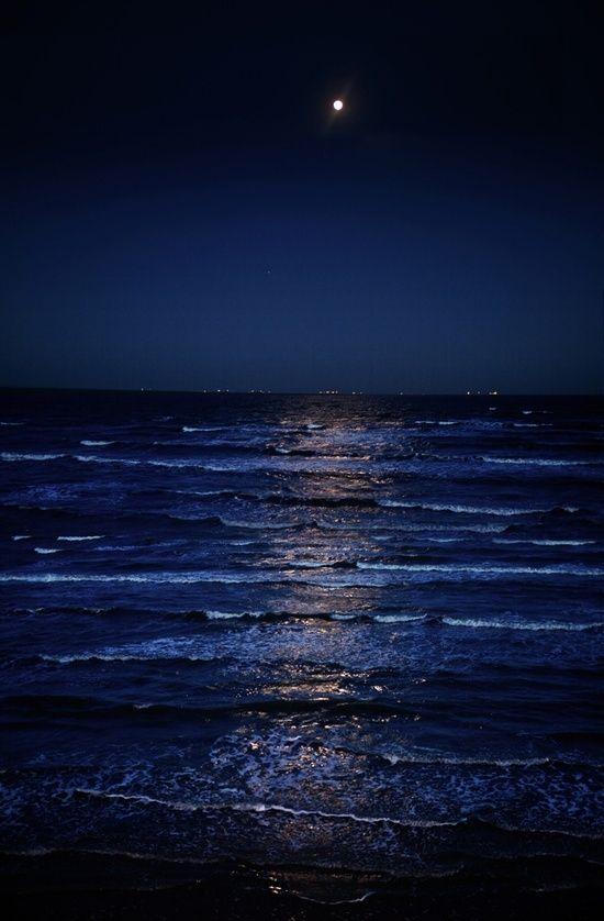 Midnight Blue Dark Blue Aesthetic : midnight, aesthetic, Colors, Aesthetic,, Ocean,, Midnight