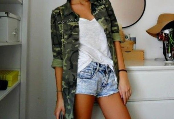 camo clothing for girls - Google Search