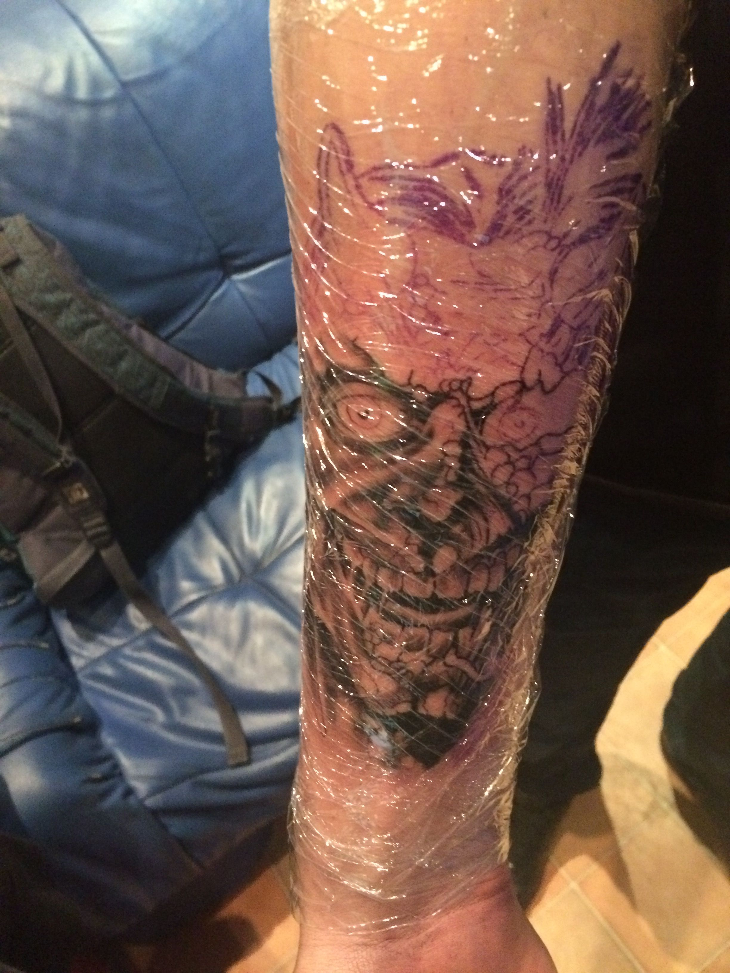Purgatory By Red Zone Tattoos Tattoos Red Zone Red