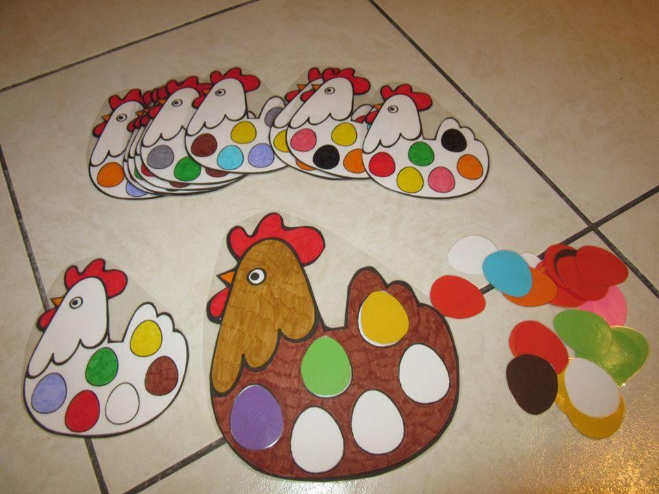 Jeu paques p ques maternelle maternelle paques p ques maternelle jeu et activit de paques - Oeufs paques maternelle ...