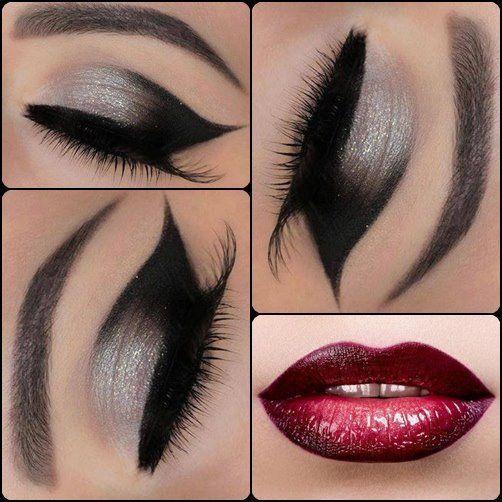 resultado de imagen para maquillaje de ojos natural