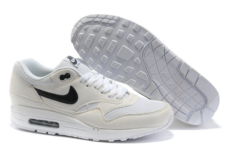 check out 39895 d0910 I m selling Men Nike Air Max 87 White Cream - £80.00  onselz