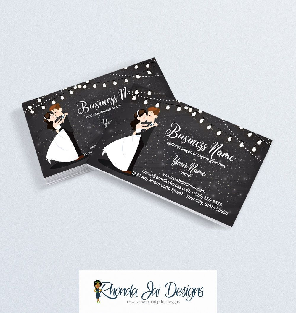 Business Card Designs Printable Business Card Design Event Planner Wedd Event Planner Business Card Event Planning Business Cards Event Planning Business