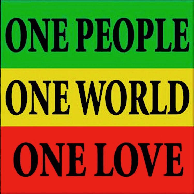 Jah Rastafari Bob Marley Quotes Pallet Signs Peace Tiffany Africa About World