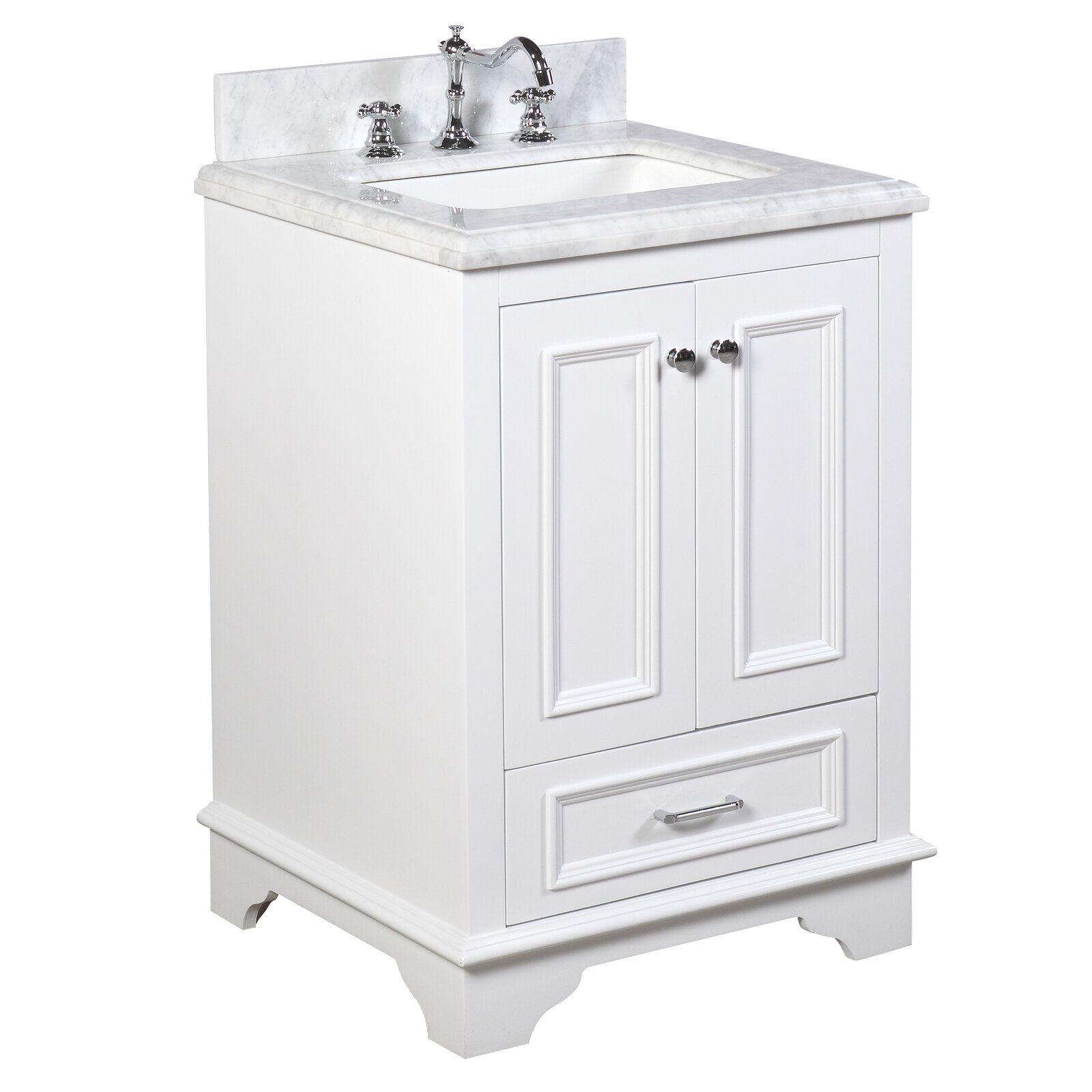 "Nantucket 24"" Single Bathroom Vanity Set 24 inch vanity"