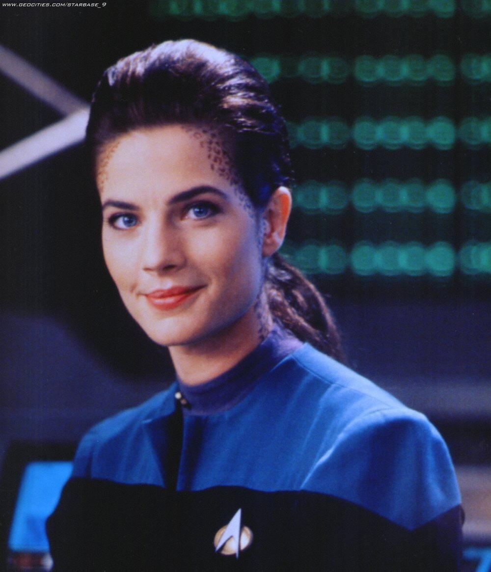 Jadzia Dax Star Trek Deep Space Nine Star Trek Crew Star