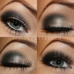 Classic Smokey Eye.. Love!