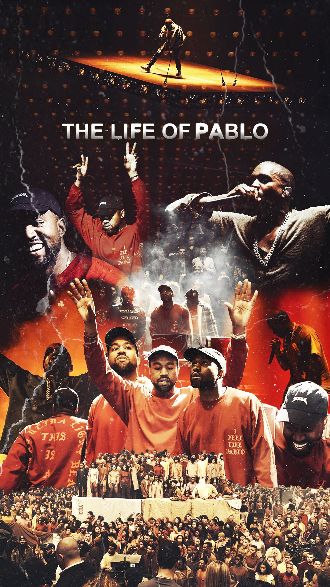 The Life Of Pablo Aesthetic Kanye West Wallpaper Poster In 2021 Kanye West Wallpaper Kanye West Album Cover Kanye West Albums