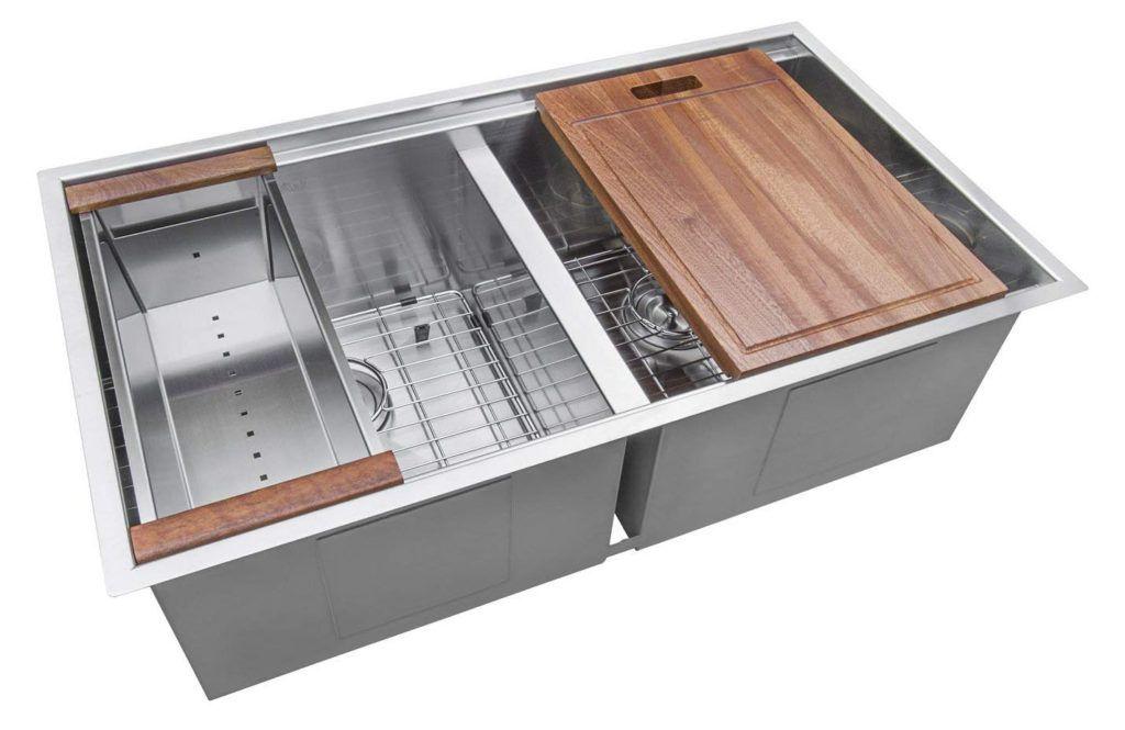 10 Best Undermount Kitchen Sinks Plus 1 To Avoid 2020 Buyers