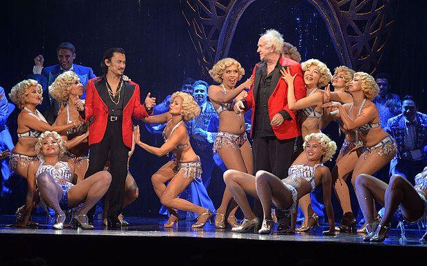 Miss Saigon Original Cast Perform For 25th Anniversary Show Miss Saigon Saigon The A Team