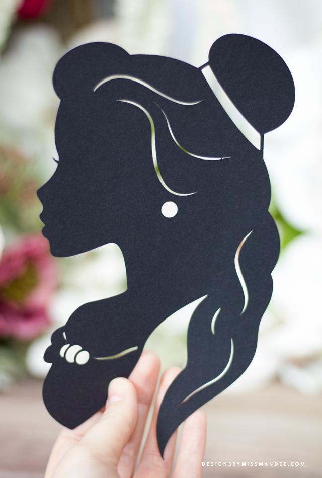 Disney Princess Silhouettes v.4 Disney princess