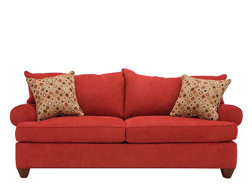 Vegas Microfiber Queen Sleeper Sofa Guaranteed 3 Day
