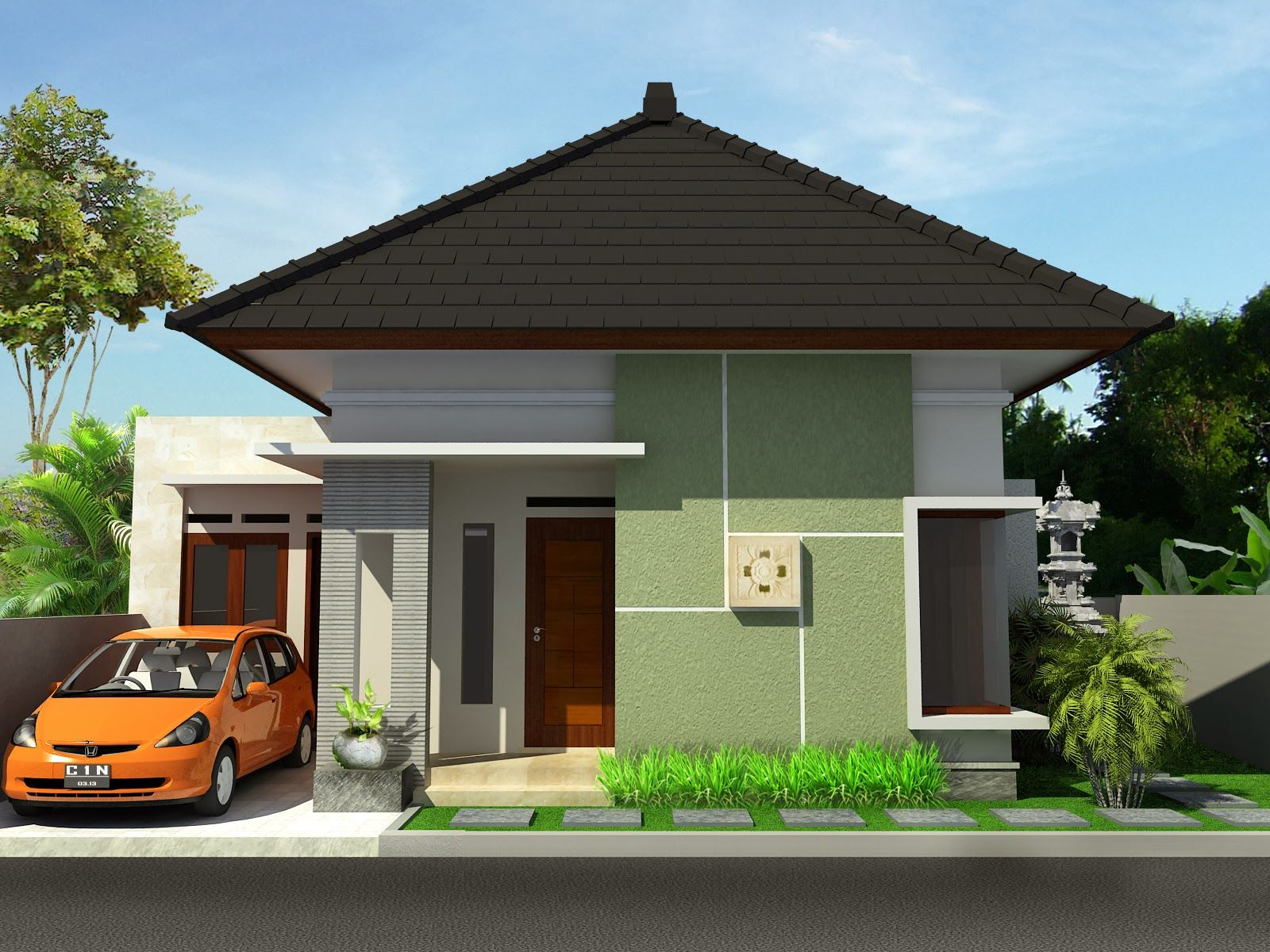 Top Info Desain Rumah Dan Biaya Pembangunannya