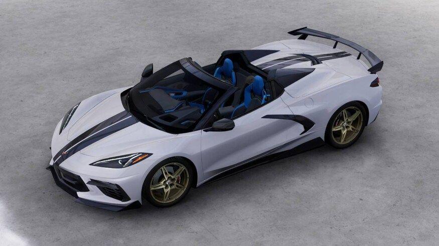 2020 C8 Corvette Convertible Here S How We D Build Ours Corvette Convertible Corvette Corvette History