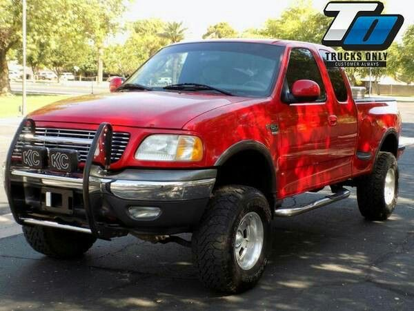 Ford F150 Extended Cab 97 03 Lifted Ford Trucks Ford Pickup F150 Truck