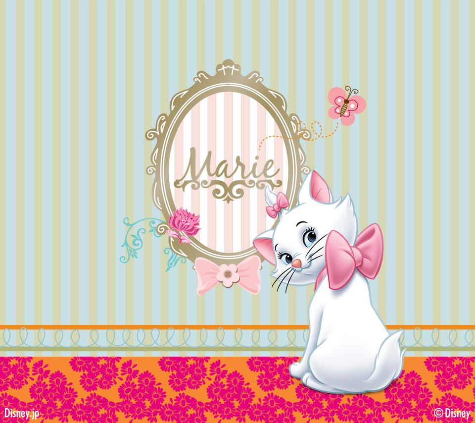 walt disney marie, aristocats. my fav disney character | marie