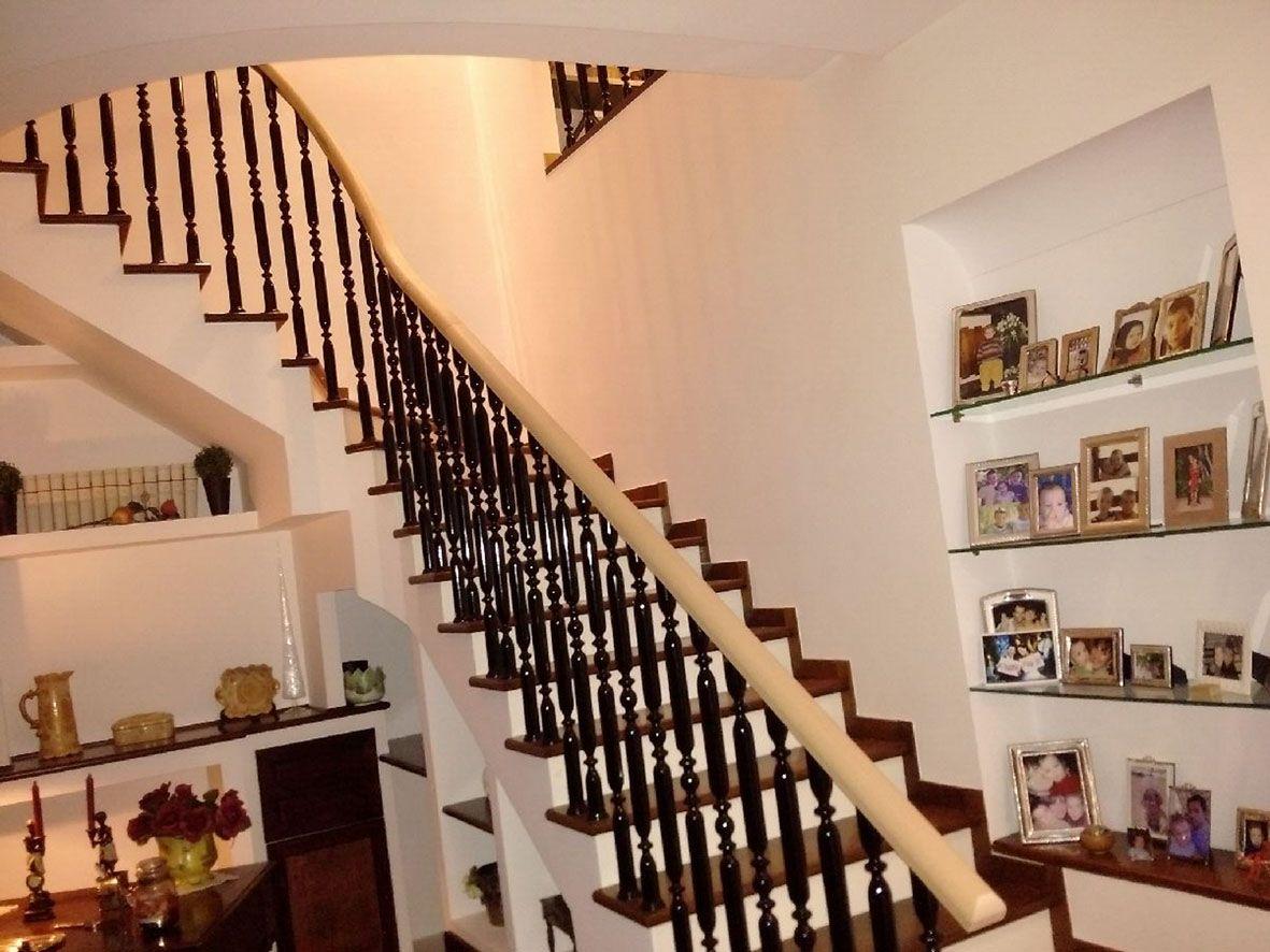 Best Customized Half Round Bending Handrail In Bendywood® Beech 400 x 300
