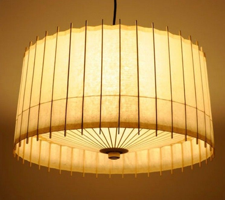 Japanese Ceiling Light Shade Home Decor Lamp Contemporary Pendant Lamps Pendant Lamp