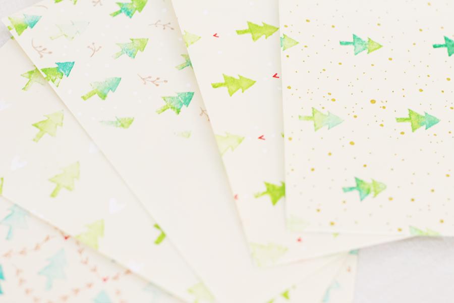 Cartão de Natal 2015 - Juliana Rabelo | julianarabelo.com