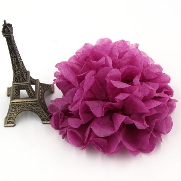 Multi colors tissue paper flowers 5 pcs products multi colors tissue paper flowers 5 pcs mightylinksfo