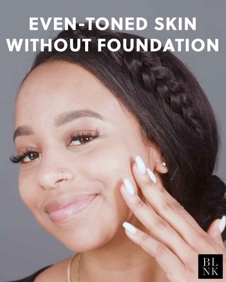 How to Even Out Skin Without Foundation makeup Tips