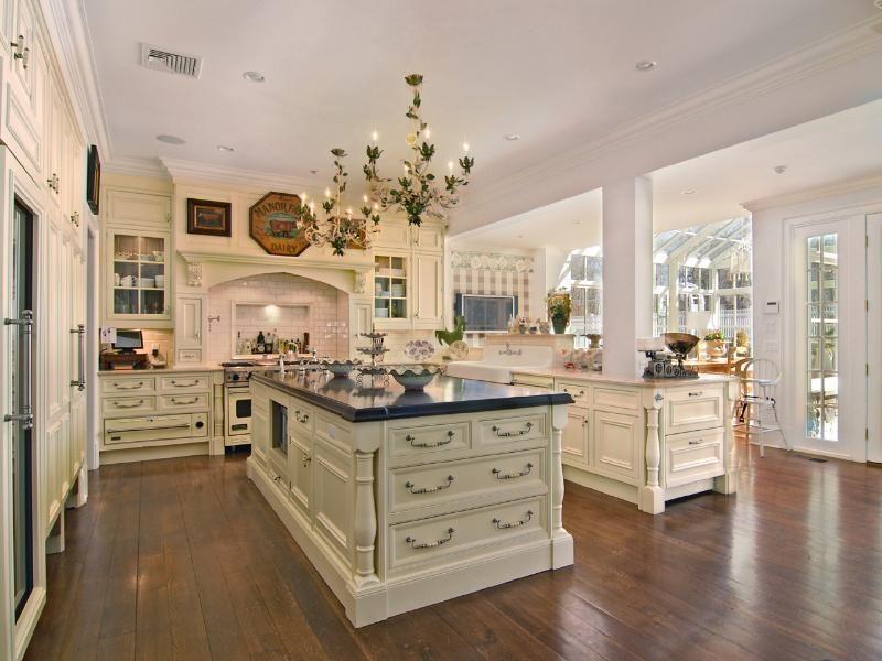 New York Country Estate kitchen Favorite Kitchens Pinterest - u küchen bilder