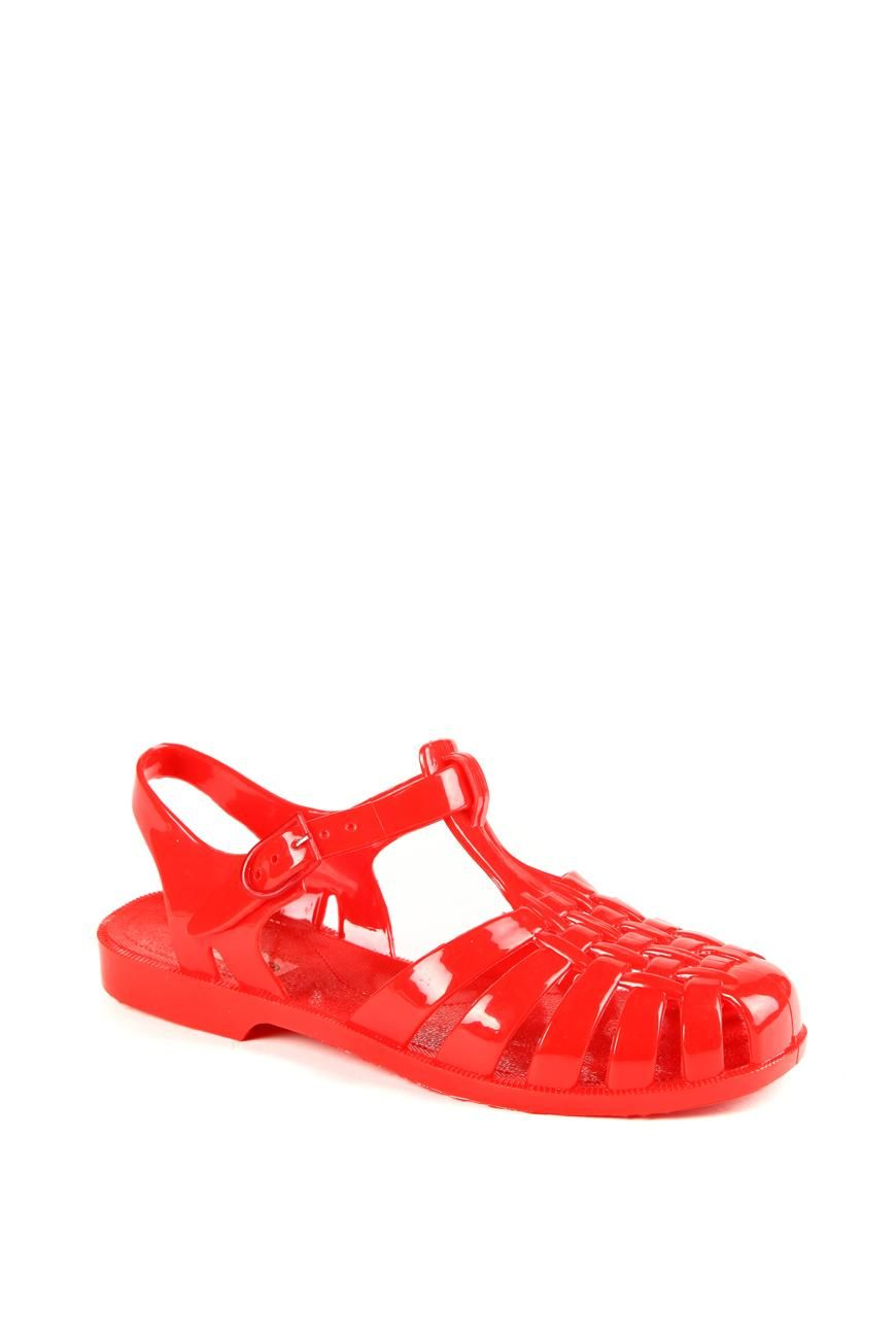 White sandals rubi shoes - Jessica Jelly Sandal Cotton On