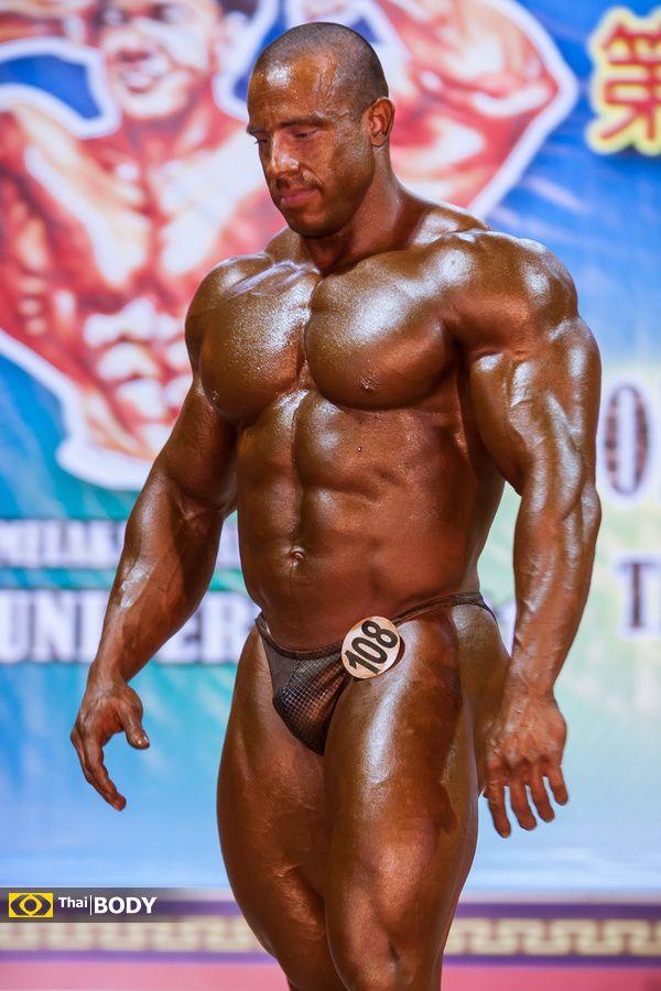Latin Bodybuilder Hungarian champion Attila Szalma Bodybuilding Gym inspiration